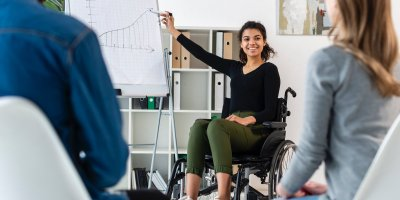 Job Seekers with Disabilities